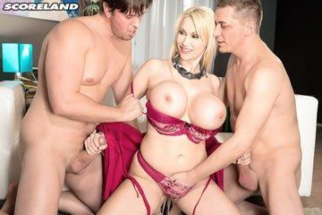 Sandra Star - egy újabb szexparti